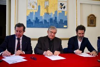 Comune, Caritas e cooperativa insieme per il lavoro ai disagiati