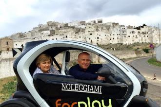 Imprenditori innamorati della Puglia investono nel turismo alternativo