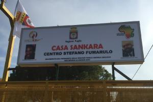 """La Festa della Repubblica italiana nel centro immigrati """"Casa Sankara"""""""