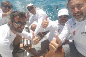 """La """"Euz II"""" vince il campionato italiano Platu 25, è l'ottava volta"""