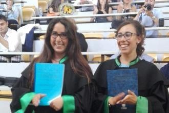 Un'unica seduta per una laurea dal valore… 'doppio'