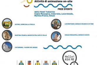 La Valle d'Itria pronta ad accogliere turisti con attività gratuite