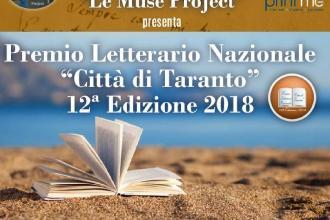 """Oltre 30 i finalisti ammessi al Premio letterario """"Città di Taranto"""""""