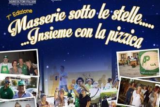 La notte di San Lorenzo con la Cia nelle masserie 'a sorpresa'