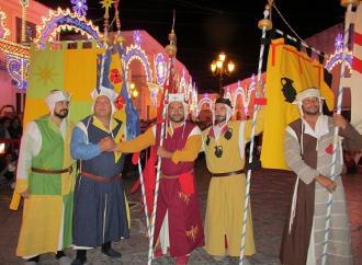 Appuntamenti Medioevali: Torneo delle Chiavi e Corteo storico