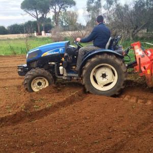 In calo gli infortuni sul lavoro in agricoltura
