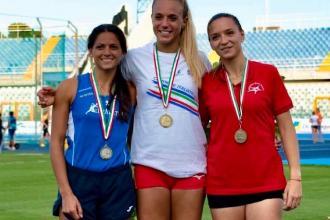 Studentessa vince medaglia d'argento ai Campionati italiani