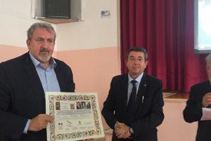 Premio al governatore pugliese Emiliano ed al prefetto della Bat