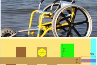 Il sogno della spiaggia pro-disabili ha raggiunto un primo obiettivo