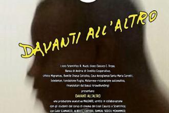 In prima assoluta il film girato ad Andria contro il razzismo