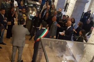 Inaugurato il Museo Archeologico a Santa Scolastica