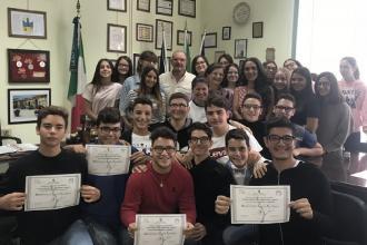 Liceo Aristosseno, verso nuovi traguardi nelle competizioni tra scuole