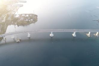 Premio Award all'Aqp per le condotte rigenerate del Ponte Punta Penna