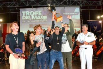 """L'elenco dei vincitori al """"Trofeo del Mare"""" tra l"""