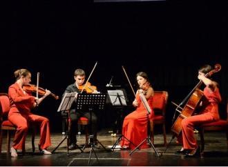 Il Quartetto Abreu si esibisce gratis per Amnesty International