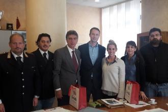 Delegati Usa a Barletta per cercare relitti di guerra