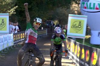 Ettore Loconsolo vince la 4ª tappa del Giro d'Italia Ciclocross