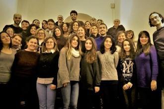 """Il coro Unifg partecipa al simposio di """"Cori e Orchestre Universitarie"""