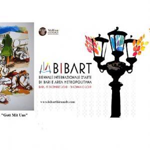 Sei location per la seconda edizione di Bibart la biennale d'arte
