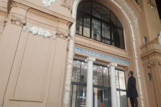 Riapre il Teatro Margherita con la mostra dedicata a Van Gogh