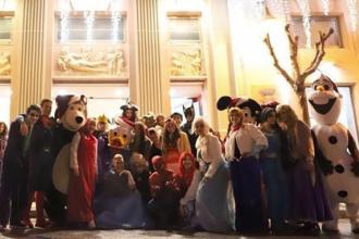 """In arrivo la """"Street band Christmas"""" con i personaggi Disney"""