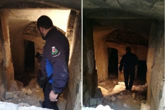 Ritrovata una terza chiesa nei sotterranei di Castellaneta