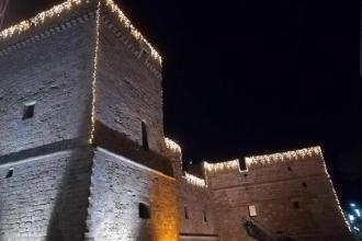 Natale in Contea e l'Albero di Enea le attrazioni natalizie castrensi