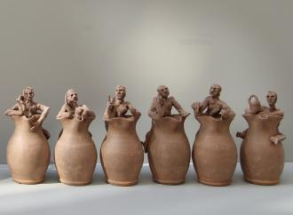 Dedicata agli antichi recipienti in ceramica una mostra di designer