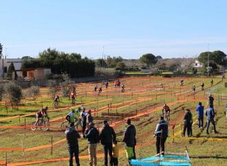 """Grande successo per il primo Trofeo """"Il Sorriso"""" di ciclocross"""