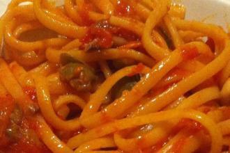 Spaghetti alla San Giovannina