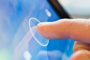 Ricercatore dell'UniSalento rivoluziona il touch screen