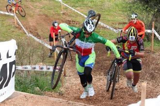 Anthony Montrone vince 5 gare al Challenge Ciclocross Puglia
