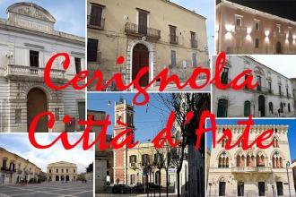 "La città di Cerignola è ufficialmente ""Città d"