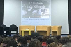 """Decima edizione per l'""""Edificio della memoria"""" dedicato alla legalità"""