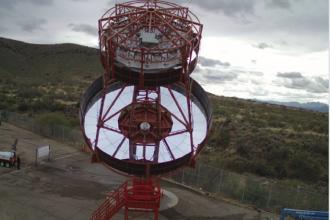 C'è parte di un 'occhio' barese nel telescopio inaugurato in Arizona