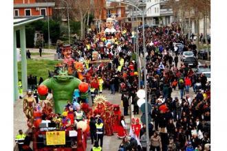 La città di Apricena pronta per il Carnevale con un ospite d