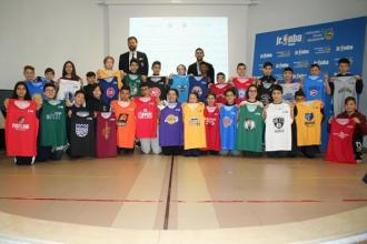 L'istituto Margherita ospita la IV edizione di Jr Nba Fip League