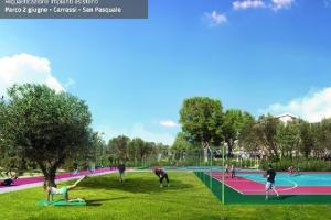 Al via la realizzazione di 14 playground e aree sportive