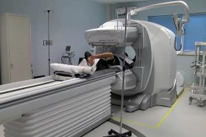 Due nuove Gamma Camere alla Medicina Nucleare