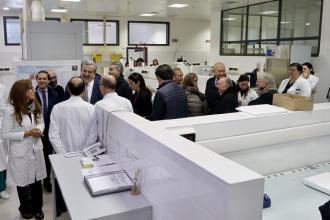 """Inaugurato il nuovo reparto di Oncologia al """"de Bellis"""""""