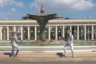 La Fiera di Foggia ospita i Campionati europei di scherma