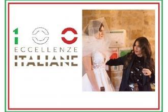 """Tra le """"100 eccellenze italiane"""" anche l'atelier di Carmela Comes"""