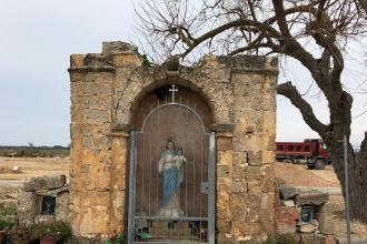 L'edicola votiva di via Incoronata sarà restaurata