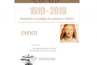 Ciclo di incontri per i 500 anni della morte di Leonardo da Vinci