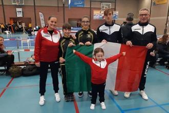 Due medaglie d'oro per i giovani atleti di Taekwondo