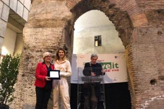 Pugliapromozione premiata a Roma per gli eventi di Natale