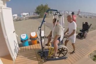Una pizza di solidarietà per realizzare la spiaggia per disabili