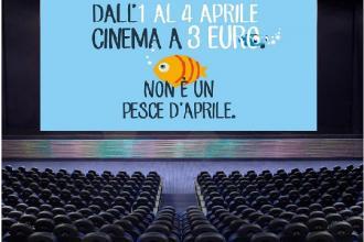 """Anche i cinema pugliesi aderiscono al """"CinemaDays"""" con ingresso a 3 €"""