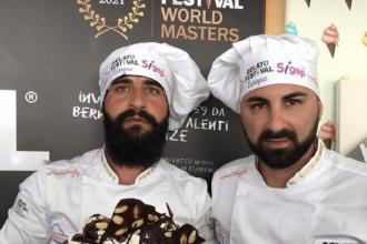 Quattro gelatieri alla semifinale del Gelato Festival World Masters