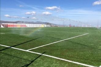 Nuovo campo sportivo, programmata l'inaugurazione
